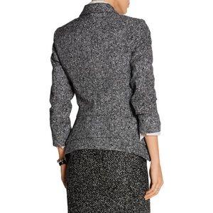 NEW! Michael Kors Wool Blend Tweed Blazer